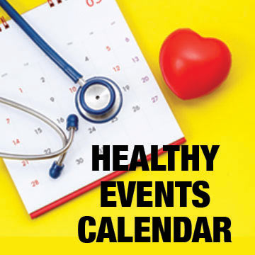 Healthy Events Calendar