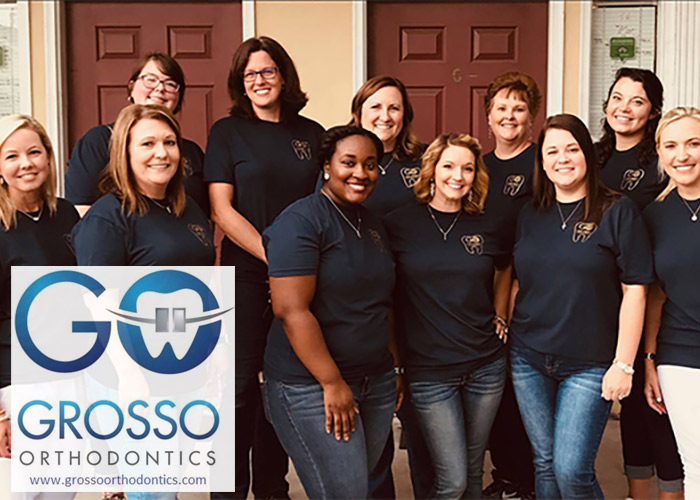 Grosso Orthodontics photo/logo