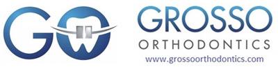 Grosso Orthodontics logo/title